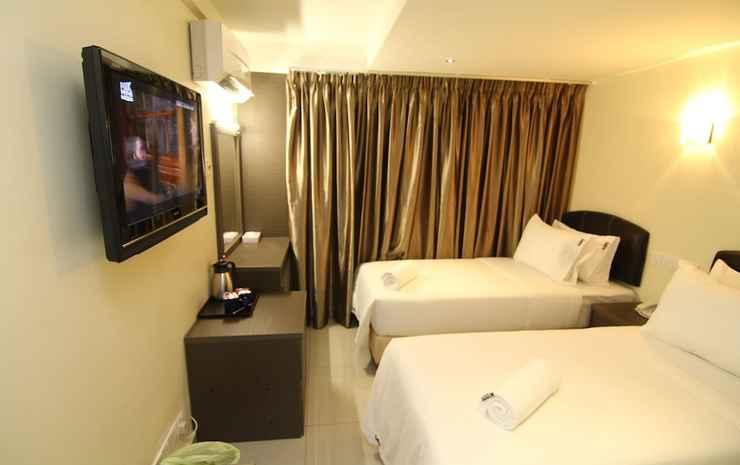 Sunbow Hotel Residency Kuala Lumpur - Kamar Twin Standar, 2 Tempat Tidur Twin, tanpa jendela