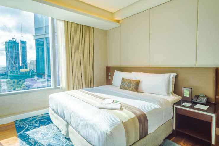 BEDROOM Ascott Bonifacio Global City Manila