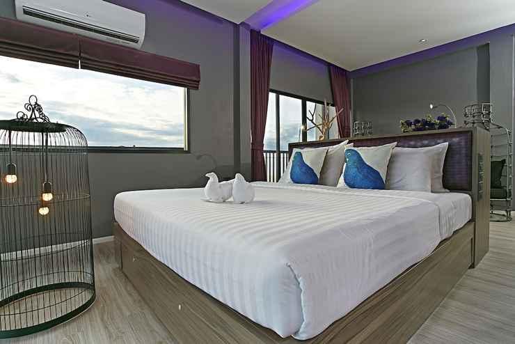 BEDROOM The Weekend Pattaya (Tweet Tweet Nest Pattaya)