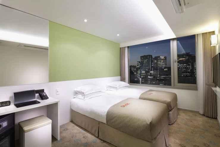 BEDROOM โรงแรม STAZ เมียงดง II