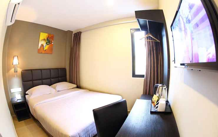 GL Hotel Kluang Johor - Kamar Deluks, 1 Tempat Tidur King