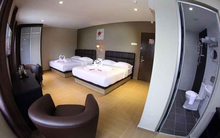 GL Hotel Kluang Johor - Suite Keluarga