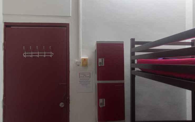 Step Inn Guest House Kuala Lumpur - Asrama Umum, kamar mandi umum