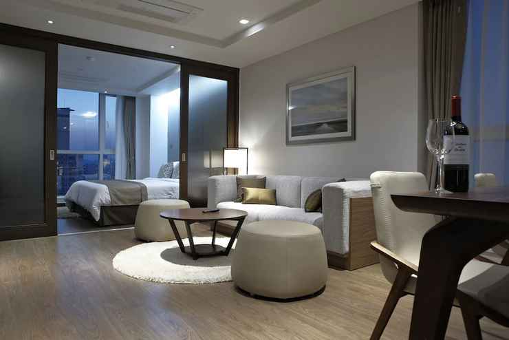 BEDROOM โรงแรมโอคลาวด์ กังนัม
