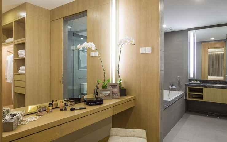 Fraser Residence Kuala Lumpur Kuala Lumpur - Kamar Deluks, 1 kamar tidur (1 Bedroom Deluxe)