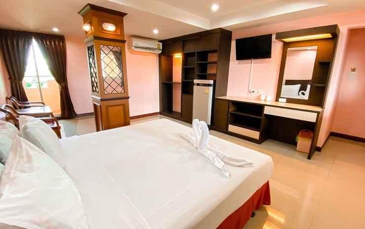 AA Pattaya Ville Chonburi - Kamar Double Deluks