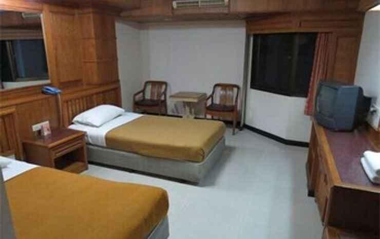 AA Pattaya Residence Chonburi - Kamar Standar