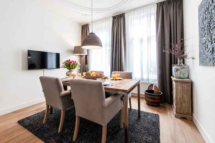 BEDROOM Short Stay Group Vondelgarden Serviced Apartments