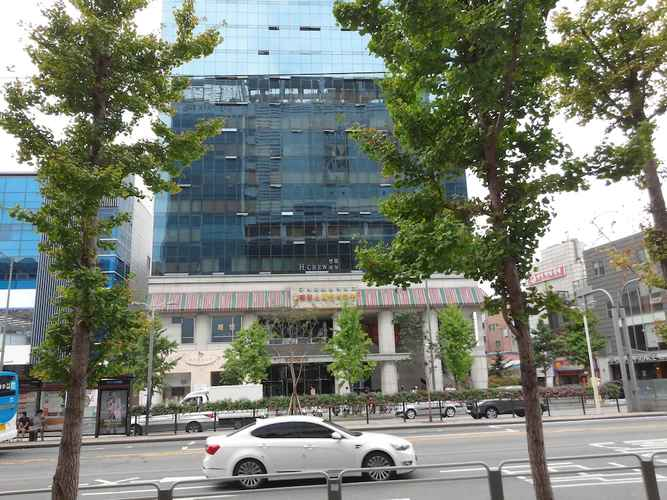 EXTERIOR_BUILDING ฮงแด อีฮวา โซล