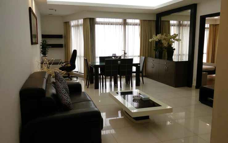 Times Private Suite Kuala Lumpur - Suite Keluarga, 2 kamar tidur
