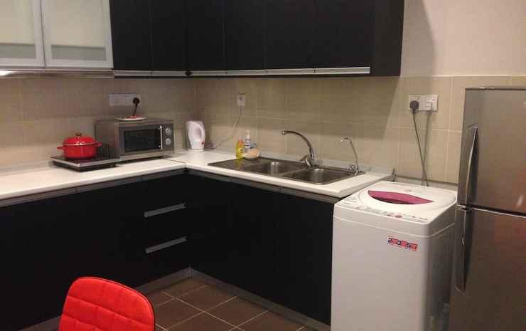Luxury Service Suite At Taragon KL Kuala Lumpur - Apartemen, 1 Kamar Tidur