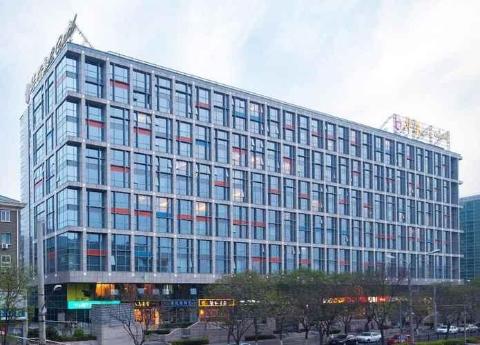 EXTERIOR_BUILDING Wangfujing Xin Xiang Ya Yuan Apartment