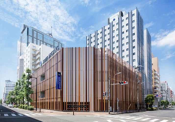 EXTERIOR_BUILDING โรงแรมมายสเตย์ส ชิน โอซาก้า คอนเฟอเรนซ์ เซ็นเตอร์