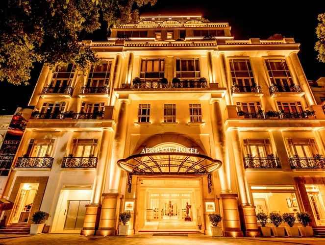 EXTERIOR_BUILDING Khách sạn Apricot