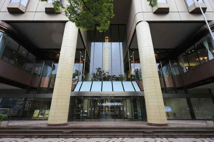 EXTERIOR_BUILDING โรงแรมมิตซุย การ์เดน ชิบา