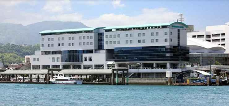 EXTERIOR_BUILDING โรงแรมกรีน ฮิลล์ โอโนมิชิ