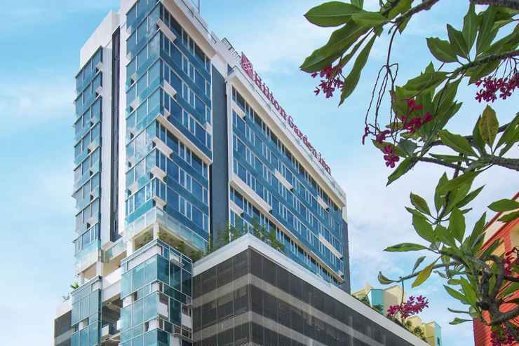 EXTERIOR_BUILDING Hilton Garden Inn Singapore Serangoon (SG Clean)