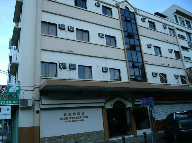 EXTERIOR_BUILDING High Street Inn
