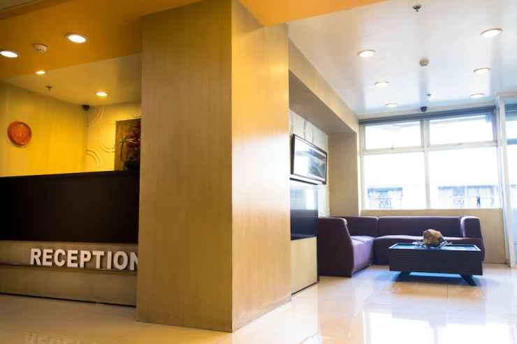 LOBBY Baguio City Center Hotel