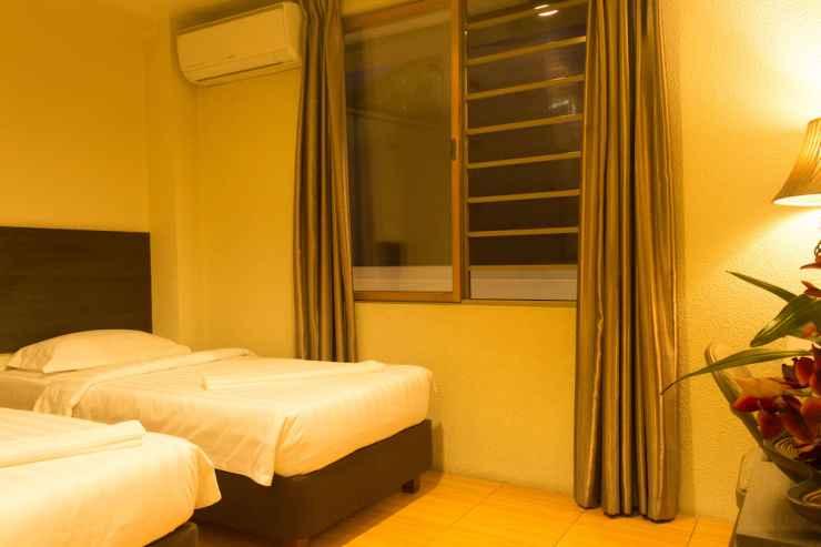 BEDROOM Baguio City Center Hotel