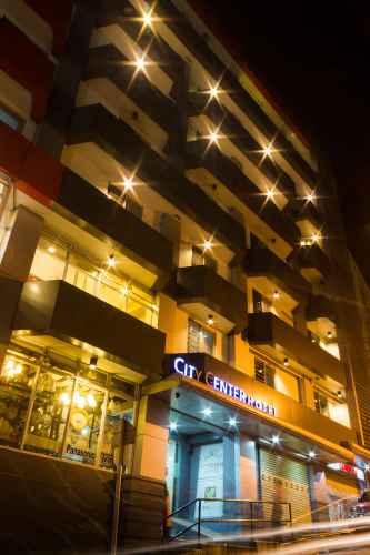 EXTERIOR_BUILDING Baguio City Center Hotel