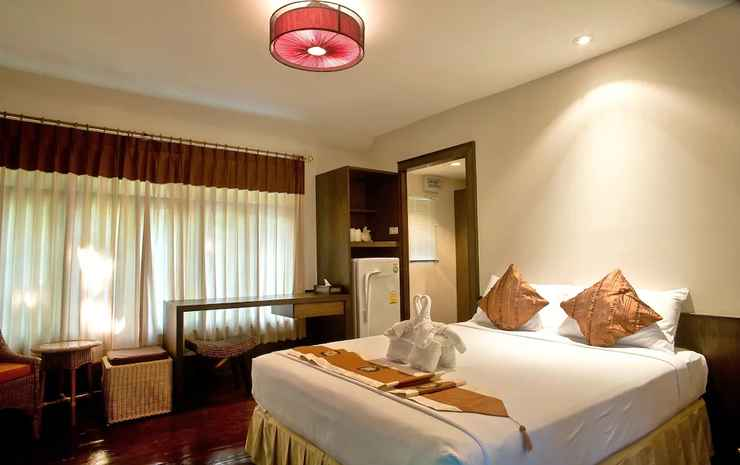 Inrawadee Resort Chonburi - Cottage Double Bed