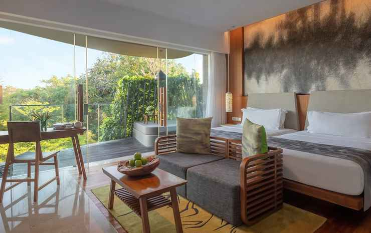 Maya Sanur Resort & Spa Bali - Impressive Nest Suite - 2 Double Beds