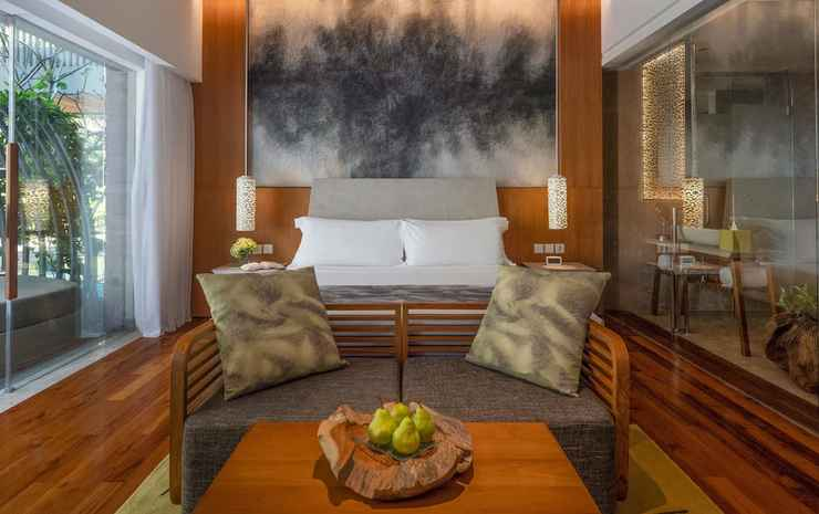 Maya Sanur Resort & Spa Bali - Impressive Lagoon Pool Suite - 1 King Bed