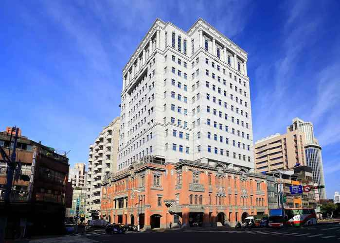 EXTERIOR_BUILDING โรงแรมไทเปซิตี้