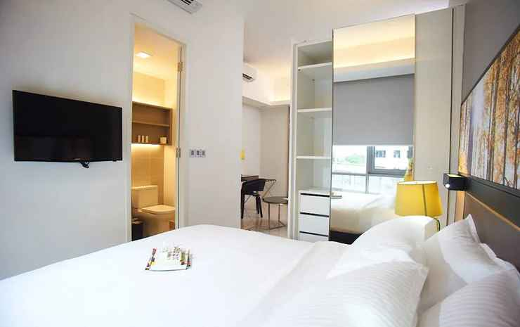 The Signature Service Suite Kuala Lumpur @ Mont Kiara Kuala Lumpur - Standard Studio King