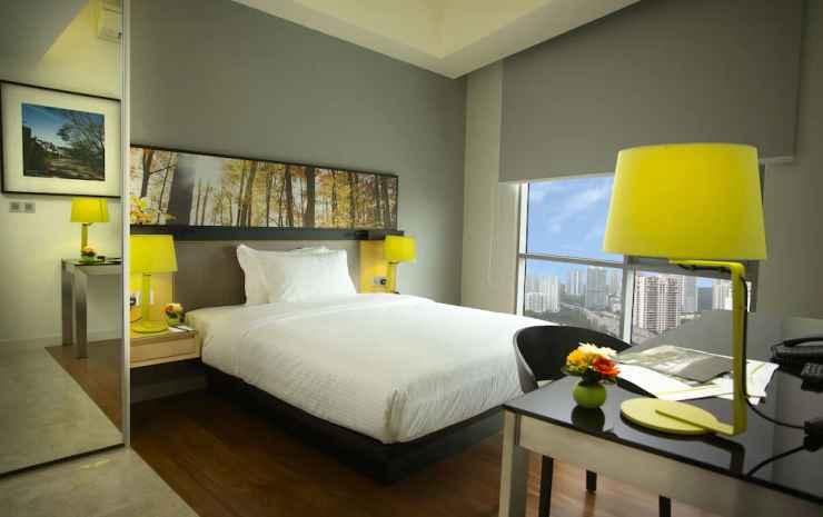 The Signature Service Suite Kuala Lumpur @ Mont Kiara Kuala Lumpur - Queen Studio