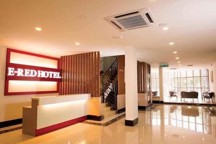 LOBBY E-Red Hotel Cosmo