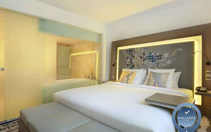 Novotel Bali Ngurah Rai Airport Bali - Suite, 1 Tempat Tidur Double dengan tempat tidur Sofa