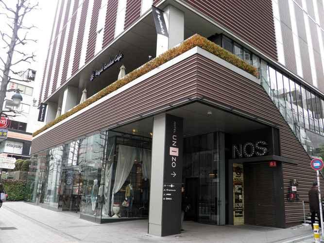 EXTERIOR_BUILDING โรงแรมอุนิโซ โตเกียว ชิบุยะ