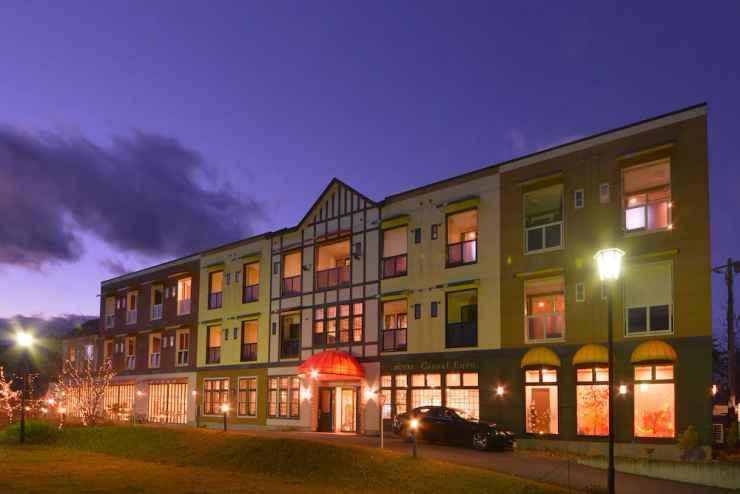 EXTERIOR_BUILDING โรงแรมแคชชวล ยูโร