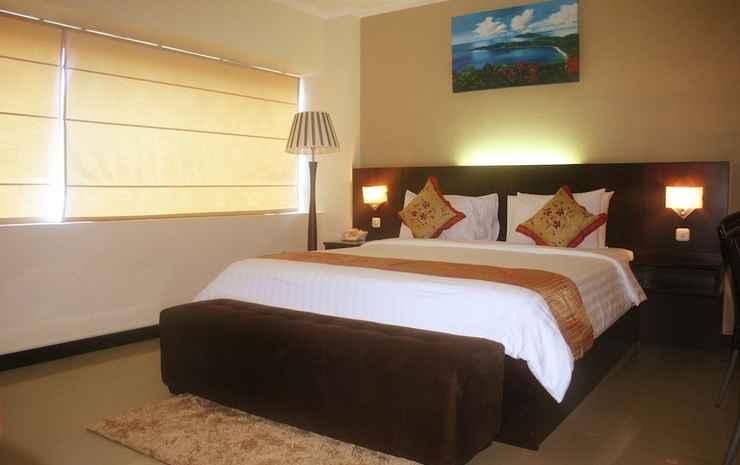 Royal Mamberamo Hotel Sorong - Suite Junior, 1 kamar tidur, pemandangan kota