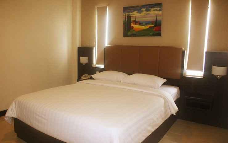 Royal Mamberamo Hotel Sorong - Kamar Double Superior, 1 kamar tidur, pemandangan kota