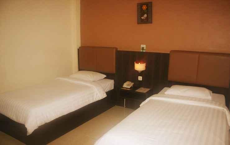 Royal Mamberamo Hotel Sorong - Kamar Twin Standar, 1 kamar tidur, smoking