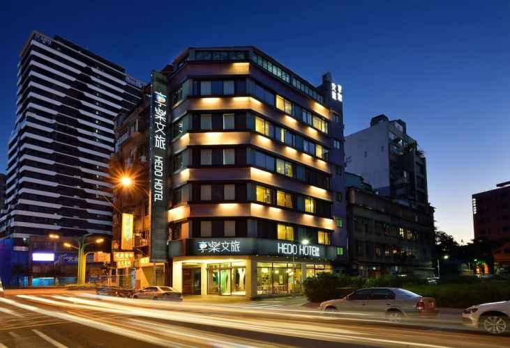 EXTERIOR_BUILDING โรงแรมซีเหมิน ฮีดู คังติ้ง ไทเป