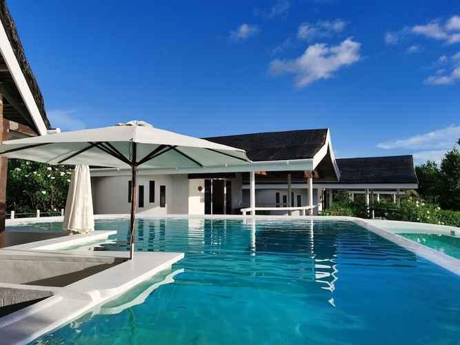 SWIMMING_POOL Kawayan Holiday Resort