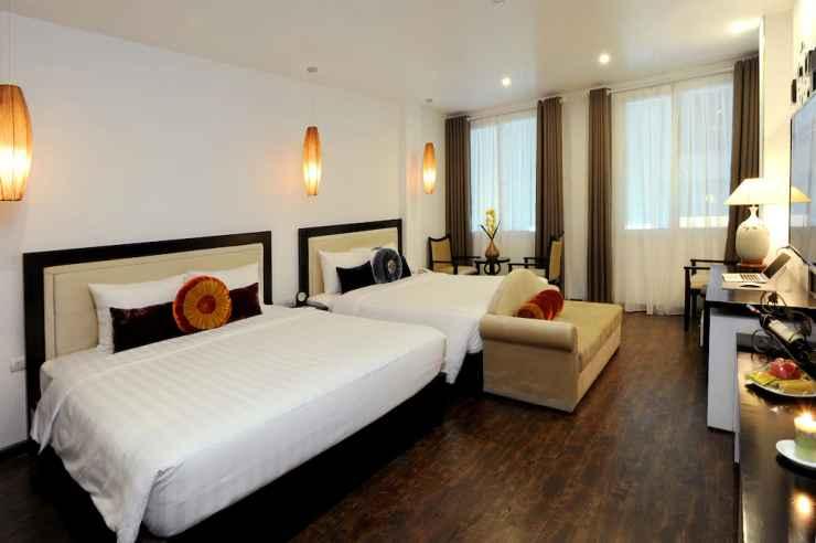 BEDROOM Hanoi Charm Hotel & Spa