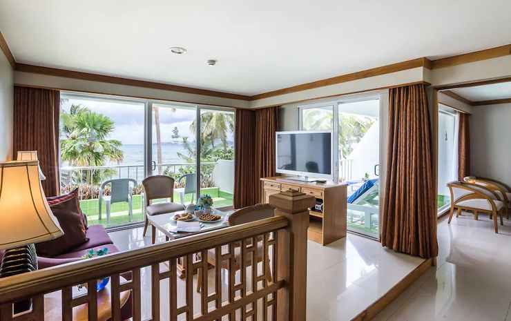 Royal Cliff Beach Terrace Hotel Chonburi - Two Bedroom Family Suite