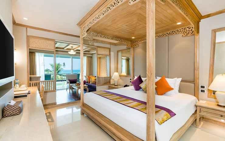 Royal Cliff Beach Terrace Hotel Chonburi - Honeymoon Deluxe