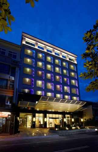 EXTERIOR_BUILDING โรงแรมหยูถง