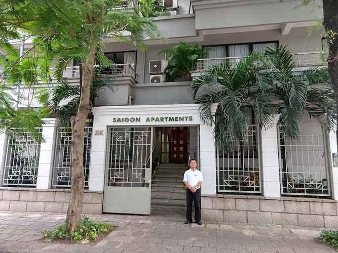 EXTERIOR_BUILDING Saigon Apartments