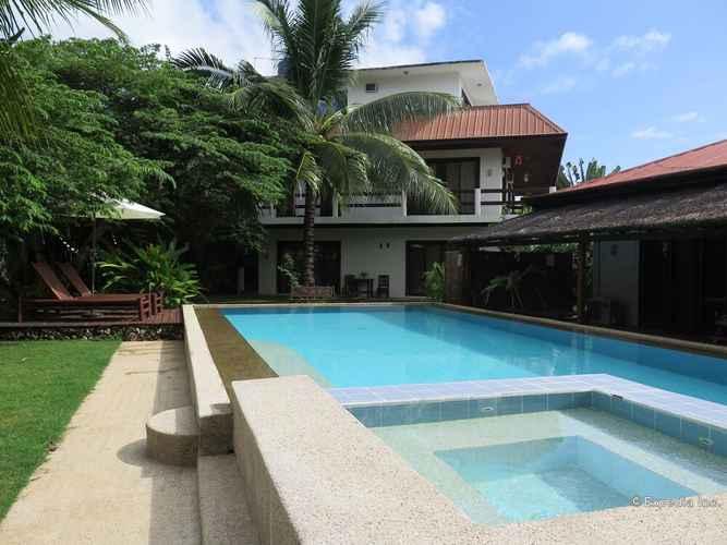 SWIMMING_POOL Panglao Palms Apartelle