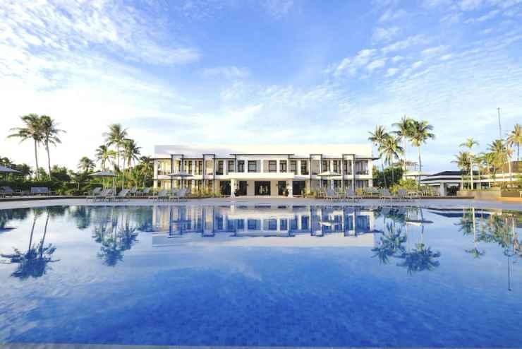 SWIMMING_POOL Kandaya Resort