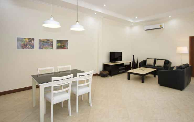 Villa Tortuga Pattaya Chonburi - Deluxe 2 bedroom villa with private pool and jacuzzi