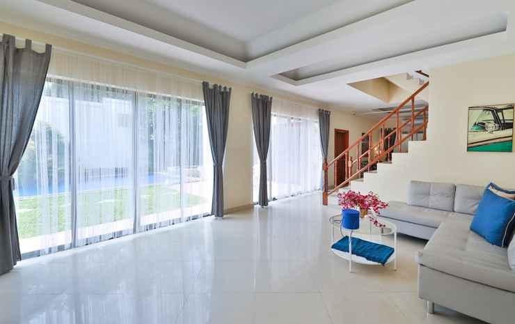 Villa Tortuga Pattaya Chonburi - Vila, 5 kamar tidur, kolam renang pribadi