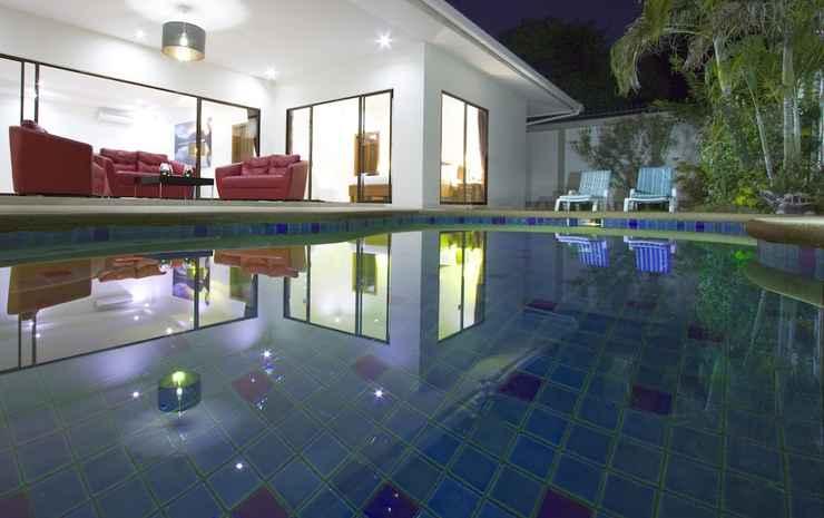 Villa Tortuga Pattaya Chonburi - Superior 2 bedroom villa with private pool and jacuzzi